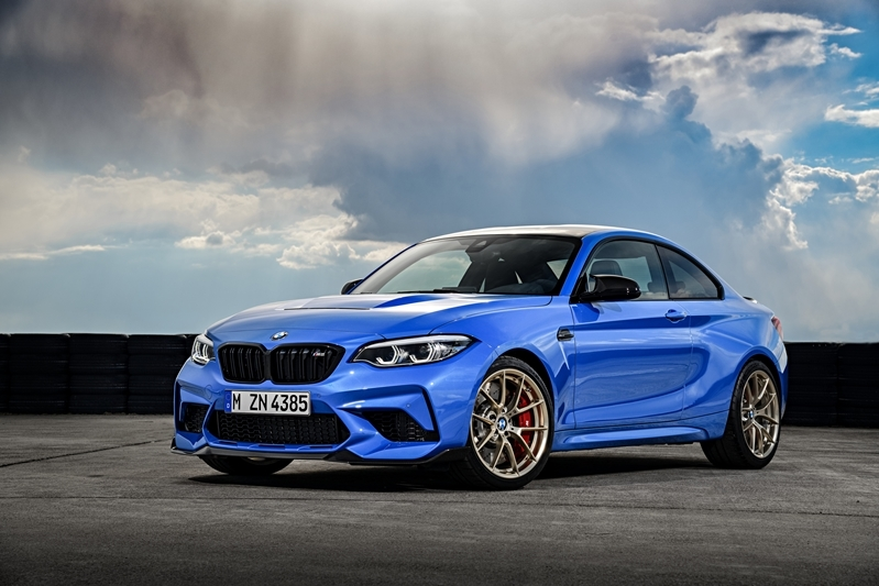 The new BMW M2 CS in its heavenly glory!