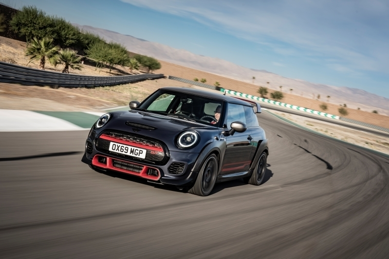 The all-new MINI John Cooper Works GP