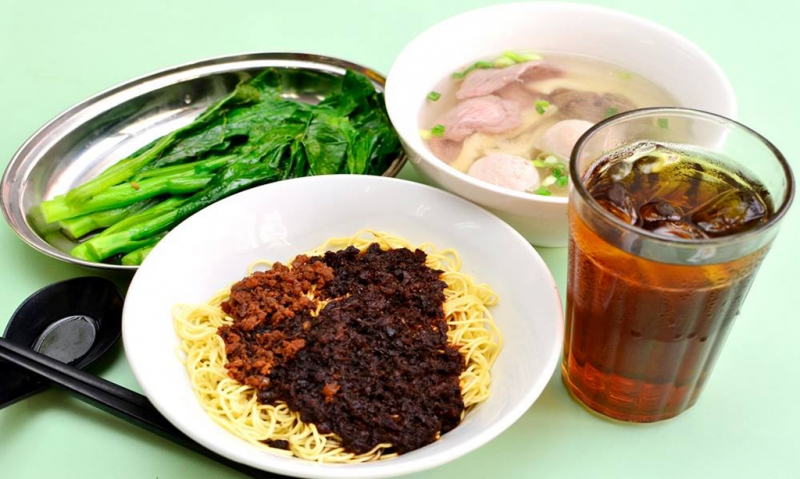 Image credit: Soong Kee Beef Ball Noodle