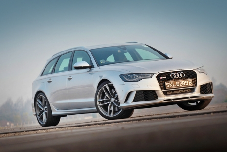 Wagon Wonder | Audi RS6 Avant 4.0 TFSI