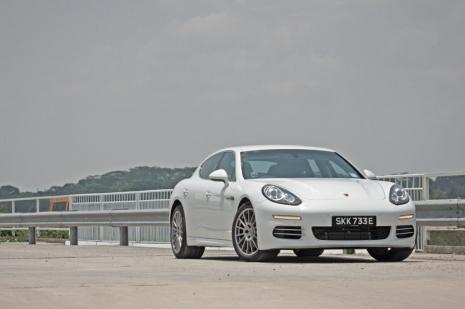 Electro Magneto | Porsche Panamera S e-hybrid