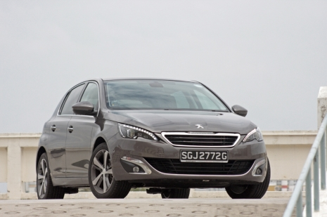 A Hole In One? | Peugeot 308 1.2 Allure