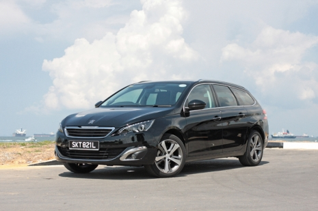 Swag-on | Peugeot 308 SW 1.2 Allure