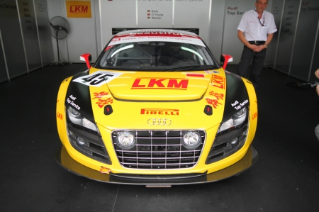 The team whose members comprised of MMER 2002 champion Tunku Hammam Sulong, current FIA GT3 European champion Christopher Haase and 2003 Le Mans class winner Peter Kox were indomitable as they saw off the challenge of many big teams such as Audi Race Experience Team Joest and Petronas Syntium Team.