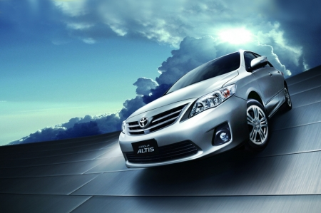 The main focus for the development of the 2011 Corolla Altis was to improve driving performance and fuel efficiency with the car featuring a new generation engine (1ZR-FE) with improved combustion due to the enhancement of the engine's intake efficiency and reduction of friction in its components. Coupled with the adoption of Toyota's advanced Dual VVT-i (Variable Valve Timing-Intelligent) technology, the new Corolla Altis now provides more power and torque from the low to mid speed range as well as better fuel efficiency with lower CO2 emissions.