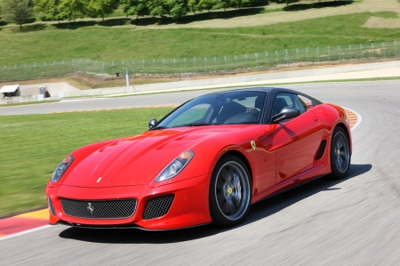 Just 599 of the new 599 GTO models are being hand-built for clients around the world who seek the ultimate expression of high-performance driving, and the entire production has been sold out since April 2010. Designed on the platform of the production Ferrari 599 GTB, but developed to offer the ultimate performance, the 599 GTO is effectively a road-going version of the 599XX, the advanced experimental track car which led the Ferrari Owners Club track parade at the Singapore Grand Prix in September.