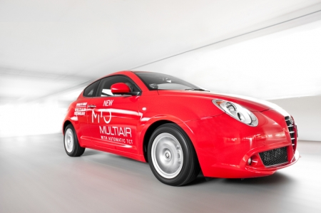 "On the move, the driving characteristic of the MiTo isn't what it seems to be. You may opine initially that the ride sways more towards the soft side, but when you set its DNA system from ""Neutral"" to ""Dynamic"", you can feel the MiTo stiffen up and provide a reasonable amount of grip that is both sharp and rather precise. Pity the factory-fitted Bridgestone Turanza ER300 tyres that don't seem to cooperate as they tend to screech and struggle for grip when pushed hard, killing your enthusiasm when shooting in hard into a corner. When it comes to the brakes, the anchors on the MiTo – standard with ABS and EBD - are assuring and offers respectable stopping power with no feeling of brake fade which is useful at hauling all that 1,145kg to a complete halt."