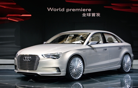 When it comes to the luxury hybrids, there are only a few models on the market today. With the A3 having so many realistic real-world technologies, we might just get to see this car quietly slipping by on the roads in the future.