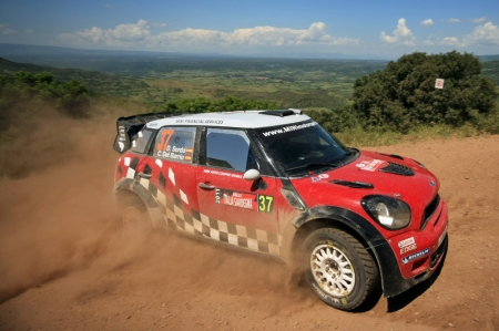 The weekend also saw the much anticipated debut of the MINI WRC Team on the gravel stages of Sardinia. Team drivers, Kris Meeke and Dani Sordo, had contrasting fortunes during the rally but ultimately the overriding feeling was one of positivity and optimism with their performance being officially recognised when they were presented with the Abu Dhabi Spirit of Rally Award.