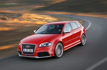 Audi also offers the same engine that powers the two TT RS models in the RS 3 Sportback — due to arrive in Singapore next quarter. It takes 4.6 seconds to accelerate from zero to 100 km/h — a best-in-class performance figure. Its governed top speed is 250 km/h. Audi Singapore has been receiving orders for the car even before its launch. This is the seventh category win in a row at the International Engine of the Year Awards for Audi TFSI technology and the second year in a row that the Audi 2.5 litre TFSI has won the award. Between 2005 and 2009, the Audi 2.0-litre TFSI engine has won the award in the 1.8 to two litre category.