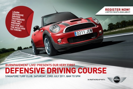 Hey everyone! Grab this rare chance to sharpen up your driving skills and have a ball of a time too!