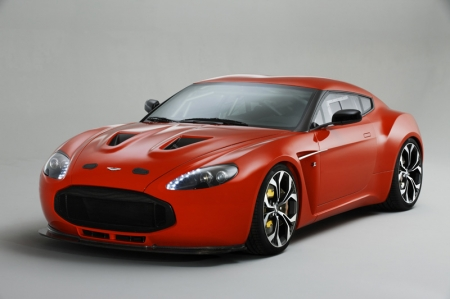 Based on the acclaimed V12 Vantage and sporting a handcrafted aluminium and carbon fibre body, up to 150 examples of this new car will be produced. Orders are now being taken on a strictly first come first served basis and production is expected to commence in 2012 at Aston Martin's global headquarters at Gaydon, Warwickshire.