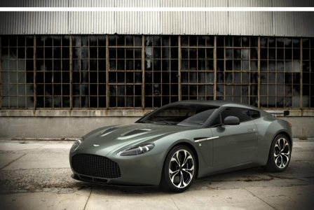 Hand assembled at the company's global headquarters in Gaydon, England, the V12 Zagato is based on the highly acclaimed V12 Vantage and features a beautiful 'handcrafted' aluminium and carbon fibre body. Combining traditional craftsmanship and high technology, the V12 Zagato also boasts Aston Martin's most dynamic bonded aluminium platform and the power of the company's acclaimed 6.0-litre V12 engine producing 510 bhp, and 570 Nm of torque.