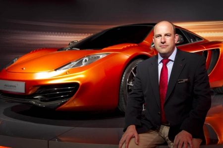 McLaren Special Operations celebrated its launch at Pebble Beach Concours d'Elegance this year by presenting an example of the groundbreaking new MP4-12C, finished in a unique version of Volcano Orange, and featuring a range of bespoke carbon upgrades.