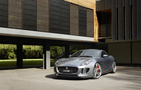 Seductive looks indicate the next evolution of Jaguar's bold design direction.