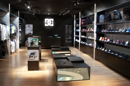 To give you a good idea of the full range, you can start by visiting DC Shoes' first flagship store in Singapore, which also boasts the biggest Ken Block range in all of Asia. With plenty of Gymkhana tees, hoodies and Ken Block's driving shoes, does it sound like a drivers-only haven? Nope!