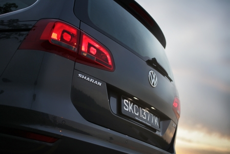 The rear lamps also embody the new direction Volkswagen is taking with their characteristic M-shaped lights. A convenient feature we all can appreciate is the remote tail-gate function that can be opened from the key fob, very useful when you have your hands full.