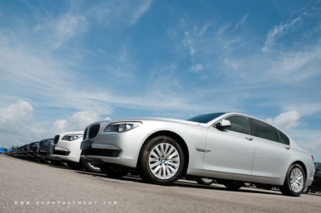 To date, an estimated 2,000 VIPs have been transported in BMW limousines for numerous high-level events since 2006.