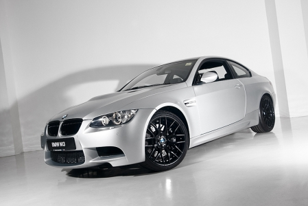 On the interior, the BMW M3 Coupé Competition Edition adds black extended Novillo leather with palladium silver accents and stitching on front seats, headrests, door trim panels and handles, centre console, and centre armrest, along with an Alcantara-covered steering wheel and a BMW M3 Chequered Flag logo inlay featured on the door sills. The carbon trim on the dashboard and centre console further complete the interior upgrades.