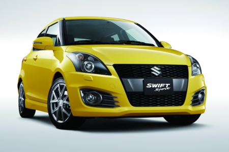 The Swift Sport is everything a driver can expect from: Performance-focused looks that evolved into a more aggressive countenance and interior craftsmanship that heightens the enjoyment of sporty driving.