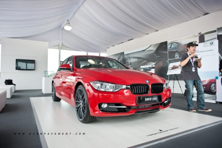 The BMW 320i Luxury is now available for booking, with a price tag of $218,800, with COE. Look out for our extensive review soon.