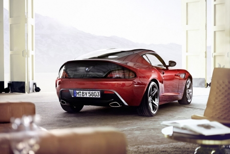 The BMW Zagato Coupé heralds a new chapter in the tradition of cooperation between BMW and Italian designers. Much has changed since  earlier collaborations, however, with the advent of new working methods such as digital sketching, Photoshop and CAD/CAS tools, things have gotten easier, and designs alot bolder.