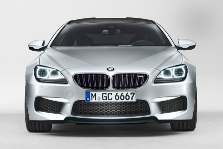 The front of the car is dominated by its large air intakes, standard Adaptive LED Headlights and an M kidney grille designed especially for this model.