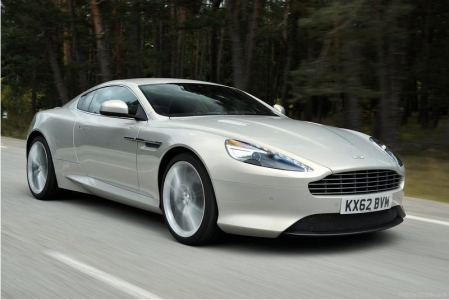 The difference is not only cosmetic. The new DB9 gets more poke too. That said, this is no Vanquish; the new DB9 is heavier than the Carbon-Bodied Vanquish. Anyways, back to the topic. The new DB9 is powered by Aston Martin's trademark 6.0-liter V12.