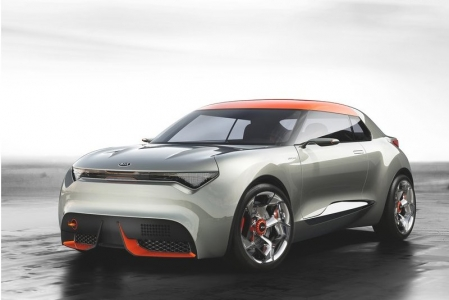 Of course, the car is nothing more than a concept at this point in time. That said, if the Provo ever entered production, how much of the radical design would actually make it into the final product? The car in its current form is certainly quite striking though, thanks to the contrasting roof color, one-piece headlight and taillight housings, and oversized wheel arches paired with radical wheels.