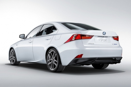 The all-new Lexus IS will be available in three key models — IS 250, IS Hybrid and IS F SPORT. The IS 250 is powered by a smooth 2.5-litre V6 engine providing 208 bhp, while the IS Hybrid is powered by a 2.5-litre inline four-cylinder engine, boasting of 223 bhp. An all-new F SPORT package will also be available for both models.