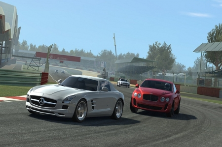 Time Trial Mode, the most requested feature by the game's community, allows players to challenge themselves, their friends and the world as they move up the leader board. Based on user feedback, repairs have been removed and replaced with a Clean Race Bonus, focusing the game on rewarding good driving instead of punishing the ones who can't drive. Players will now also receive a daily bonus for the first race of each day and have the opportunity to earn bigger bonuses for consecutive days of play.