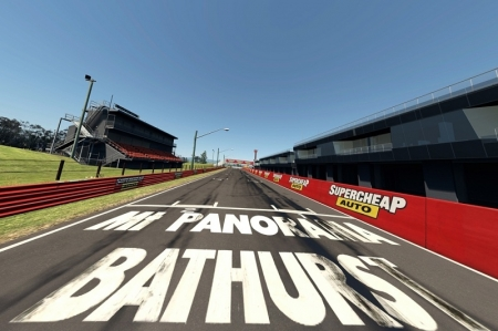 Mount Panorama Motor Racing Circuit, Bathurst, to give it its full name, is the home of motorsport in Australia. Located in New South Wales, it has a rich motorsport history - the first race held there was the 1938 Australian Grand Prix and it now hosts the Bathurst 12 Hour and the Bathurst 1000 races amongst others. The challenging circuit is 6.213 km long with surprisingly steep inclines, a twisty, narrow section across the top of the mountain which proves difficult to master even for the very best racing drivers, and very little run off area to allow for mistakes.
