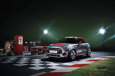 As many enthusiasts would know, a JCW model is the result of an overall concept developed on the back of the brand's many years of motor sport experience. The precise interplay of ultra high performance powertrain and chassis technology, with the car's aerodynamically optimised exterior features ensures that the agile and surefooted handling - or also known as the 'go-kart feeling' - shines brightly in extremely sporty driving situations as well. The result is hardcore driving fun, taken into a new dimension by this new MINI John Cooper Works Concept.