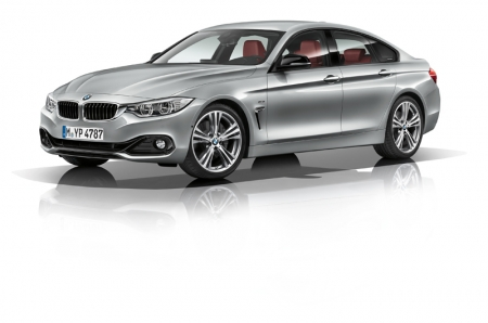 However, the roof of the BMW 4 Series Gran Coupé is twelve mm higher, 112 mm longer and gently stretched allowing it to flow smoothly into the rear quarter panels and boot lid.
