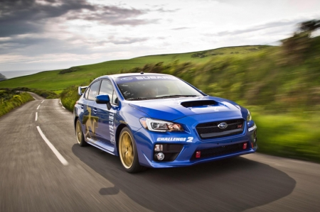Higgins completed his timed run under closed road conditions as part of the TT schedule and beat his previous record, set in 2011, when he set a time of 19 minutes 56.7 seconds. That was done at the wheel of the previous-generation WRX STI, breaking a record that had stood for 21 years.