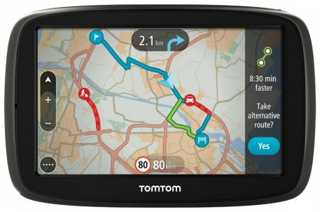 "The TomTom GO 50""Where navigation used to be about getting people to unfamiliar destinations, we are now empowering drivers with easy access to the information they need to make the smartest driving decisions, every day"", says Chris Kearney, Vice President of TomTom Consumer, Asia Pacific. ""The new TomTom GO is an 