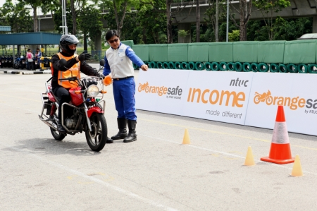 The initial response to OrangeSafe thus far has been extremely encouraging, with more than 300 early bird participants confirming their attendance. OrangeSafe complements the road safety efforts of the Singapore Traffic Police and Singapore Road Safety Council, which recently launched the Singapore Ride Safe 2014 campaign to spread the message that safe riding saves lives on the roads.