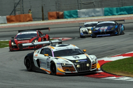 The two other Audi R8 LMS entries of B-Quik Racing, from Thailand, and MPC, from Australia, put in good performances with steady driving. B-Quik took second place in the GTC class, the second podium for Audi, while MPC finished the 12-hour race in sixth.