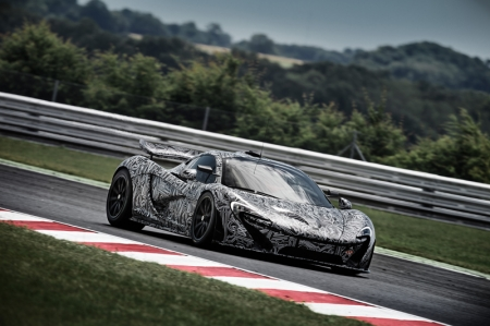 The next stage of development will be optimising the aerodynamic performance. Further testing will continue over the winter months to ensure that, following the completion on the 375th and final example of the road-going McLaren P1, the McLaren P1 GTR will achieve the goal of being the ultimate drivers' car on track — two decades on from the famous 24 Hours of Le Mans win by the legendary McLaren F1 GTR.