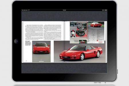 Features over 380 colour photos, advertising literature and interviews with key Honda personnel in order to tell the real story of the NSX.