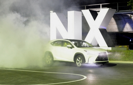 The new NX is available in two model variants, the 2.5-litre NX Hybrid and the 2.0-litre NX Turbo; the latter is Lexus' first-ever turbocharged offering, and will only be introduced in the first quarter of 2015.
