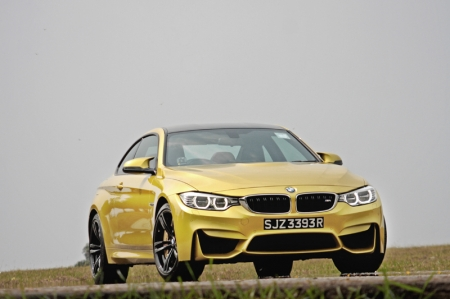 As a whole, the BMW M4 Coupe is one heck of a firecracker. It delivers fun by the bucket loads, besides just being a style mobile for the daily commute. If you're living in depression, buy one. If you're single and in dire need of a life partner, buy one. If you grasp the concept of YOLO, buy one.