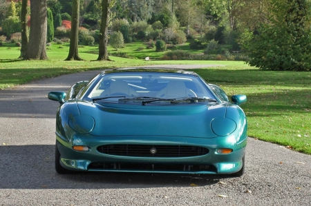 The car has now covered just less than 6,000 miles (9,656 km) and is supported by MoT (UK's Ministry of Transport) certificates dating back to 2002. 'JAZ 220' has recently had expert work completed by probably the UK's leading authority on XJ220s, renowned specialists Don Law Racing of Staffordshire. This car has had little use over recent years, which is clear to see from its amazing condition.