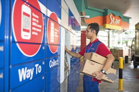 "Customers can pick up parcels from the POPStations located at Caltex Holland, Caltex Serangoon Avenue, Caltex Balestier, Caltex Beach Road or Caltex Bukit Batok 24 hours a day, 7 days a week. For greater convenience and speedier retrieval, customers can download the POPStation Mobile App. One of features that the POPStation mobile app offers is the ""air unlock"" which allows consumers to pick up their parcels even quicker when they are within close proximity to the POPStation by swiping on their smart gadgets. The POPStation mobile app also allows consumers to track their POPStation parcels, receive alerts, manage their accounts or get information on the POPStation locations etc. Consumers can download the POPStation mobile app from the Apple Store; an android version will be rolled out soon."