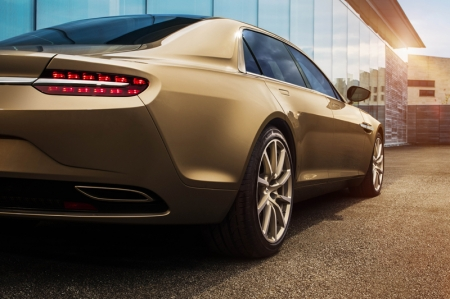 Initially available only to buyers in the Middle East, where it was launched in Dubai late last year, the Lagonda Taraf is being built in a strictly limited small series of no more than 200 cars. The return of Lagonda follows in the wake of other bespoke special projects by Aston Martin such as the creation of the extreme Aston Martin Vulcan supercar, Vantage GT3 special edition, One-77, V12 Zagato and the CC100 Speedster Concept.