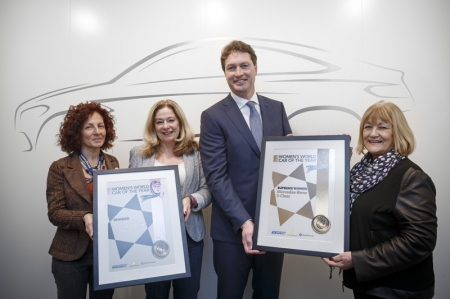 "In selecting the S-Class as the winner of Women's World Car of the Year 2014, Sue Baker, Chairman of the Southern Group of Motoring Writers and UK judge of WWCOTY, commented, ""This is an outstanding accolade for a car which encompasses everything women want in a vehicle, namely a high calibre driving experience, impeccable safety credentials, top-notch comfort and high build quality, all at a justifiable price."