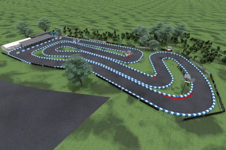 The new S$1.3 million circuit features a 545-metre long track with 11 turns, consisting of a combination of sweeping corners, a hairpin and a chicane near the end of the lap. The 8-metre wide track, currently the widest in Singapore, even has multiple overtaking points that makes for an amazingly fun and safe circuit.