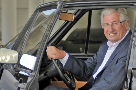 Italdesign Giugiaro issued a statement saying Giorgetto Giugiaro leaves