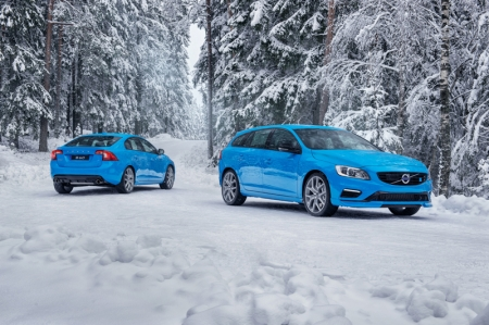 This year, Volvo expects to sell 750 Polestar versions of the V60 wagon and S60 sedan globally. Polestar sales are forecast to increase, between 1,000 and 1,500 cars a year, in the medium term under Volvo's ownership. The Volvo S60 and V60 Polestar feature a 350 horse power T6 engine, making the 0-100 km/h sprint in just 4.9 seconds, and an extensively developed chassis. The car demonstrates Volvo's and Polestar's engineering philosophy of delivering an engaging, precise and confident driving experience.