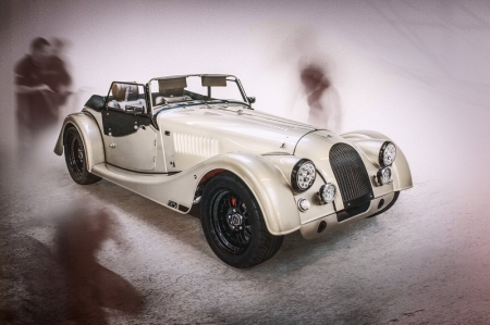 One of the most popular and oldest models Morgan has produced is the Plus 4 (or +4), first introduced in 1950. Now 65 years later, Morgan has turned to its racing arm, AR Motorsport, to develop and build the AR +4, a celebratory special edition that will be limited to just 50 units.